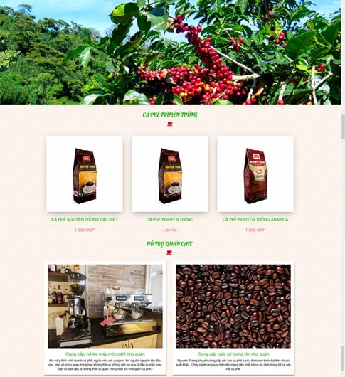 Rang xay cà phê Sài Gòn