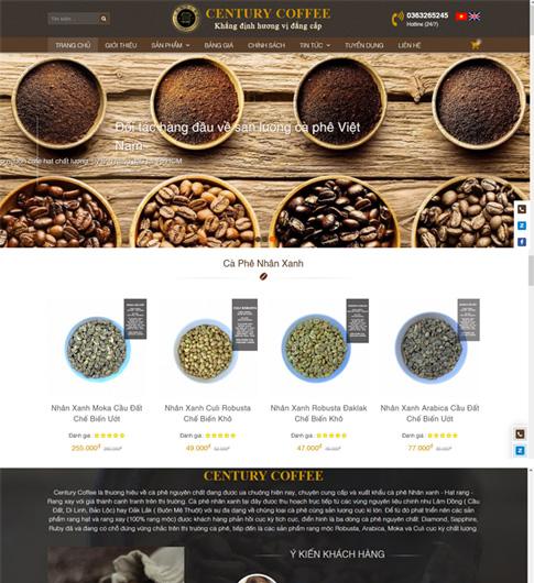 Rang xay cà phê Hà Nội