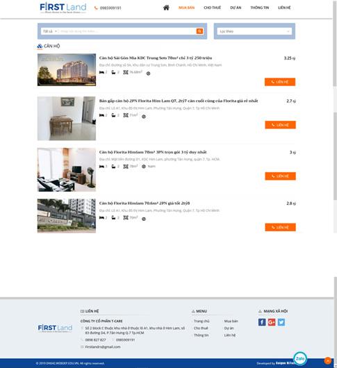 Công ty bất động sản Hà Nội
