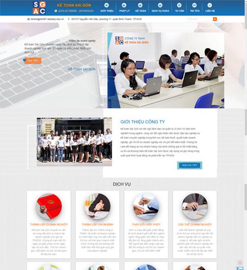 Dịch vụ kế toán Sài Gòn