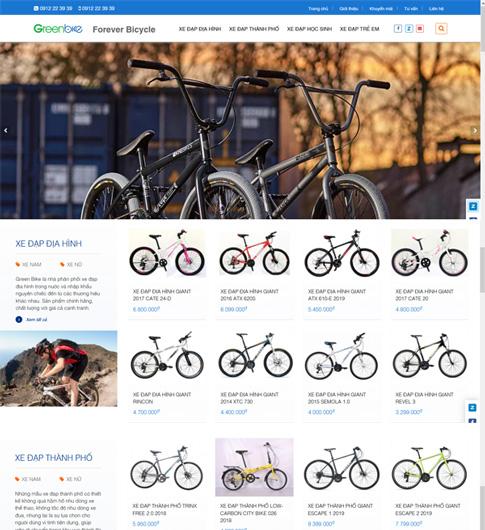 Xe đạp và xe đạp điện